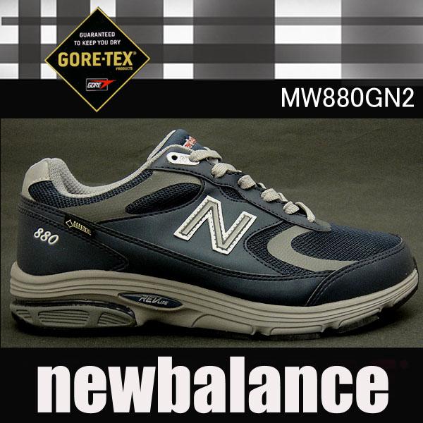 �˥塼�Х�� �����ƥå��������������� MW880G newbalance GORETEX WALKING