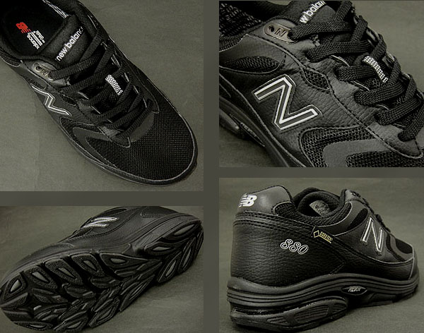 �˥塼�Х�� �����ƥå��������������� MW880G newbalance GORETEX WALKING