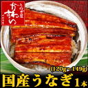 120 g of domestic eel kabayaki *1