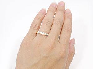指輪ダイヤモンド0.53ct