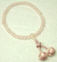 Rosary Rosary (female) Rose Quartz (Red Crystal)