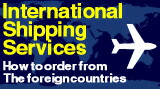 International shopping services