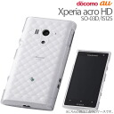 Xperia acro HD SO-03D IS12S case glitter TPU soft jacket (ラメクリア) fs3gm (support)