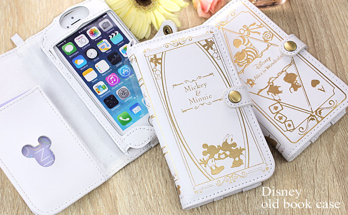 Old Book Case Iphone Disney ~ 【楽天市場】iphone s iphone c ケース ディズニー old book case