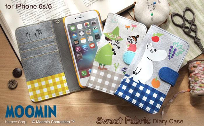 [iPhone 6s/6����]��ߥ� Sweat Fabric �������������