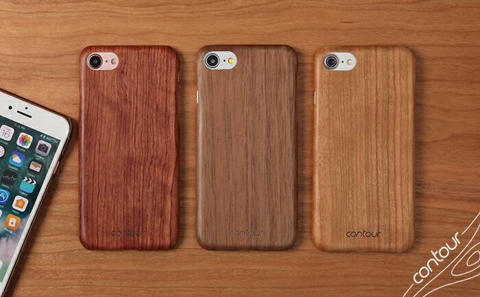 [iPhone 7専用]Contourコントゥア Slim Hard Case 薄型ハードケース
