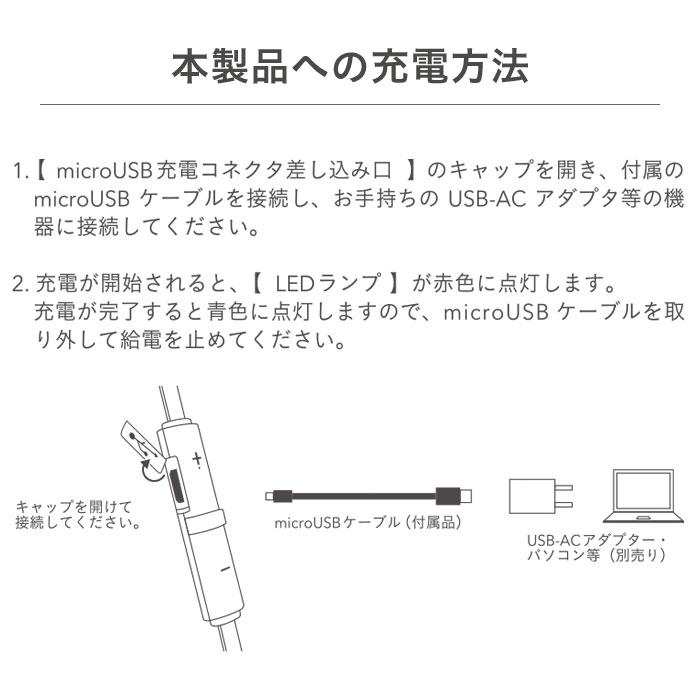 ANTSPLUS充電方法