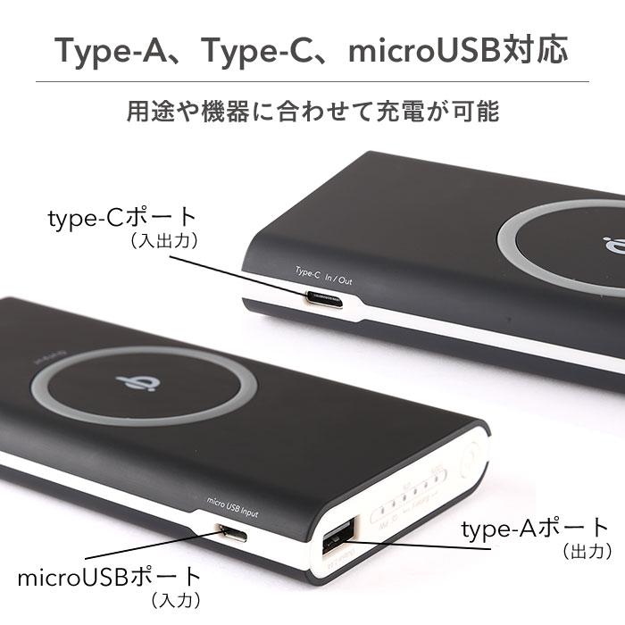 Type-A、Type-C対応。