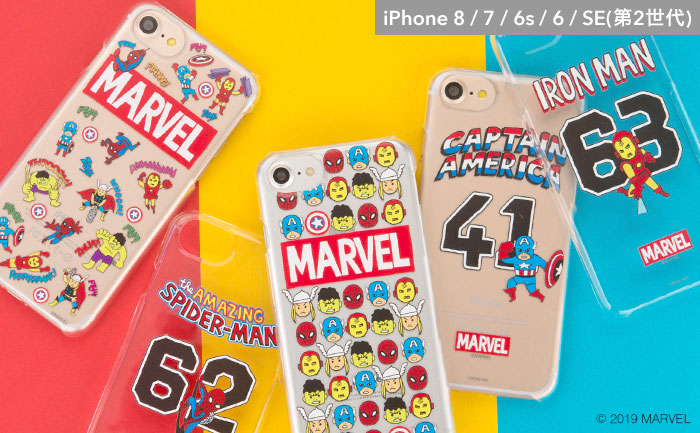 MARVEL POP CASE。