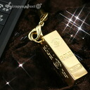Bar strap mini of the money of lump of gold gold bar ☆★ of the ★☆ good luck that money causes money