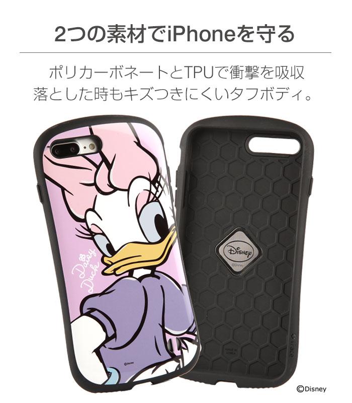 2つの素材がiPhoneを守る