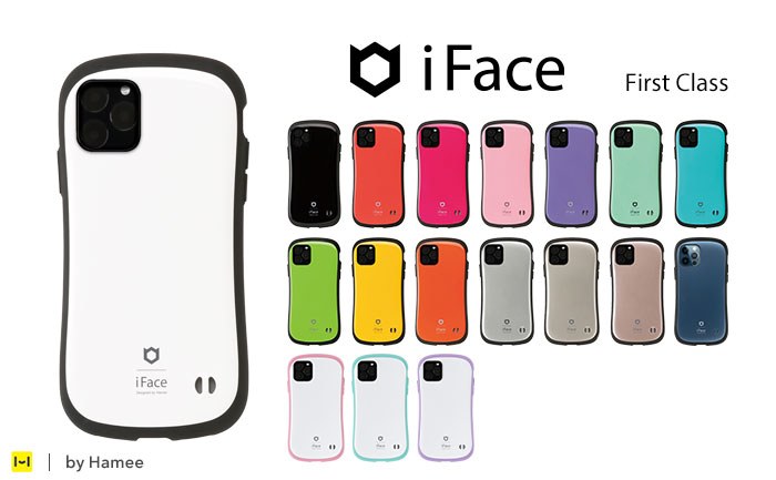 [iPhone 11 Pro/11/11 Pro Max専用]iFace First Class Standardケース