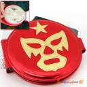 A visit! !A big impact! The な mask-shaped CD case (red) VRT-42005