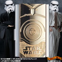The STAR WARS ☆ Star Wars card case second! (C-3PO)