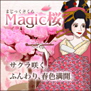 Bloom in your own magical desktop - MAGIC Sakura (マジックサクラ: Magic cherry)-