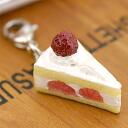Cake miniature mascot (shortcake)