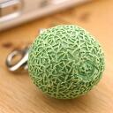 Fruit miniatures mascot (Quincy melon)