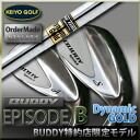 BUDDY EPISODE B / DynamicGOLD wedge