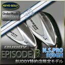 BUDDY EPISODE B / N.S.Pro 950GH wedge