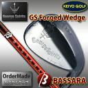 George spirits GS Forged wedge xBassara shaft (shaft Basara) fs04gm
