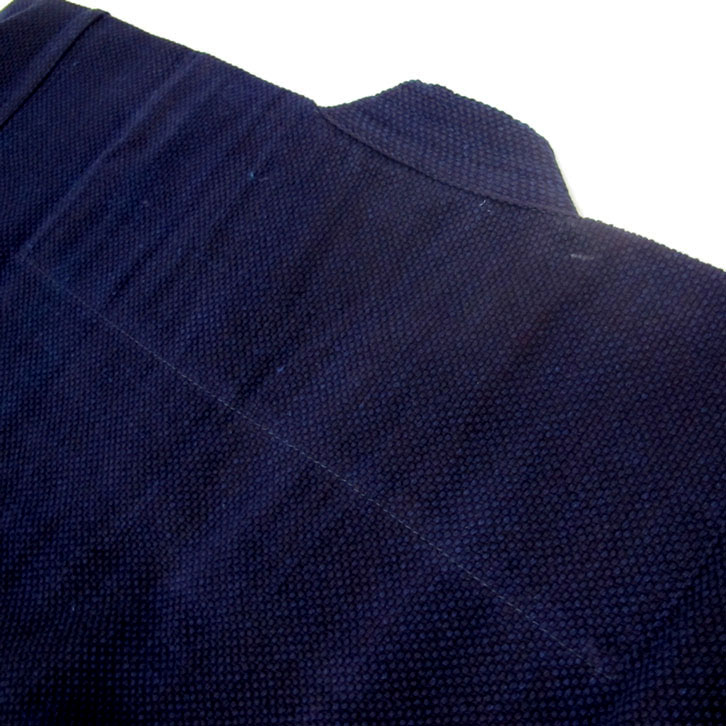 藍染夏用小刺剣道着着