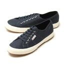 2750 スペルガ SUPERGA sneakers canvas navy S000010