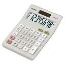 CASIO (CASIO) Calculator (8 digit) MW-8VTB-N standard calculator mini just type white