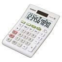 CASIO (CASIO) Calculator (10-digit) MW-100T-WE-N (white).