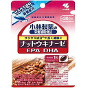 Kobayashi pharmaceutical nutritional supplement (supplements) nattokinase DHA EPA 30 grain soft capsule and Kobayashi pharmaceutical / EI fs3gm