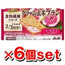 Balance cream Brown rice bran food fiber fig 2 pieces × 2 bag fs3gm