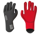 GULL (gal) diving glove skin hot glove II 2mm mesh skin +FIR far infrared rays raising black fs3gm