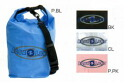 It is a drum type waterproofing bag AQUALUNG (Aqualung) waterproof bag (with the body seat belt) (size 52cm *40cm *20cm)
