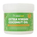 [Cocowell] 코 코 웰 엑스트라 버진 코코넛 오일 436g (유기농 코 코 입술 립밤 코코넛 오일 립)