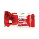 Dr.Organic Rose Otto pure SOAP 100 g