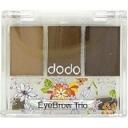Dodo eyebrow trio B20