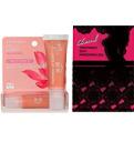 Peach beauty Zen トリートメントリップグロッシー [Pink] 10 g & トリートメントセクシー Marshmallow beauty Zen / treatment /