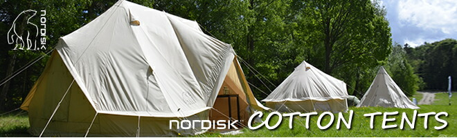 COTTON TENTS