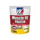 Morinaga confectionery Weider マッスルフィットプロテイン Vanilla flavor 2.8 kg [28MM12102] Weider Weider / マッスルフィットプロテイン protein fs3gm
