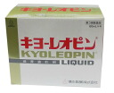 It is upup7 Wakunaga Pharmaceutical キヨーレオピン w 240mL (*4 60mL Motoiri) (キヨーレオピン /4 book //60ml *4)