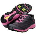 It is MIZUNO/ Mizuno / walking / OUTDOOR / sports / 男女兼 01 Mizuno Mizuno OD-EX walking shoes [black X purple] [5KF28268]