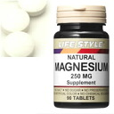 LIFE STYLE (lifestyle) magnesium 250 mg 90 pills on upup7 [tablets] (mg /MAGNESIUM / supplement)