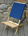 Blue Ridge Chair Works (blue ridgeceaworks) Blue Legge Chair Navy [BRCH02WN] (Chair / Chair / Chair) upup7