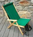 Blue Ridge Chair Works (blue ridgeceaworks) backpack Chair forest green [BPCH01WF] (Chair / Chair / Chair) upup7