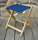 Blue Ridge Chair Works (ブルーリッジチェアワークス) フォルディングストゥール Navy upup7