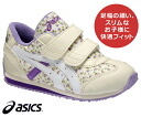 ASICS suku Idaho MINIASICS, mexiconarrow MINI CT/TUM171, 16.0cm-20.0cm kids, pastel colors and floral design