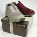 Emergency evacuation-to recommend! Easy slip-on type ladies casual shoes 22.0cm-25.0cm 3E wear off.