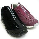 Emergency evacuation-to recommend! Wear off easy slip-on type ladies casual shoes 22.0cm-25.0cm 4E.