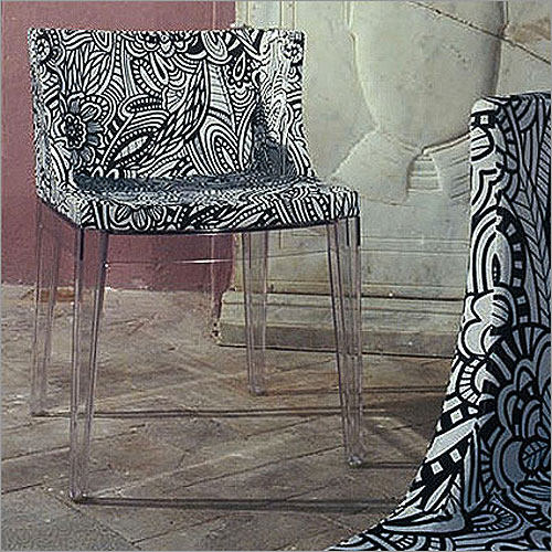 Philippe Starck S Missoni Fabric Mademoiselle Chair: Rakuten Global Market: Cartel Mademoiselle