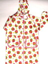 120 centimeters of kids raincoat strawberry 10P06jul10