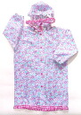 120.130 kids raincoat floret size 10P06jul10